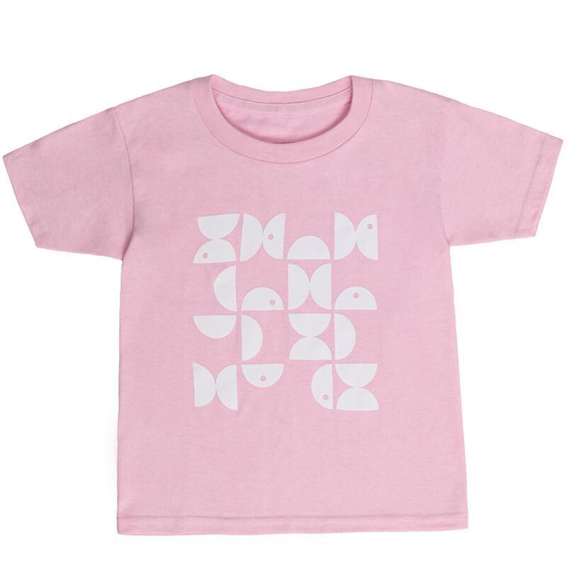 """Детска тениска """"Пинки"""" - Изглед отпред"""
