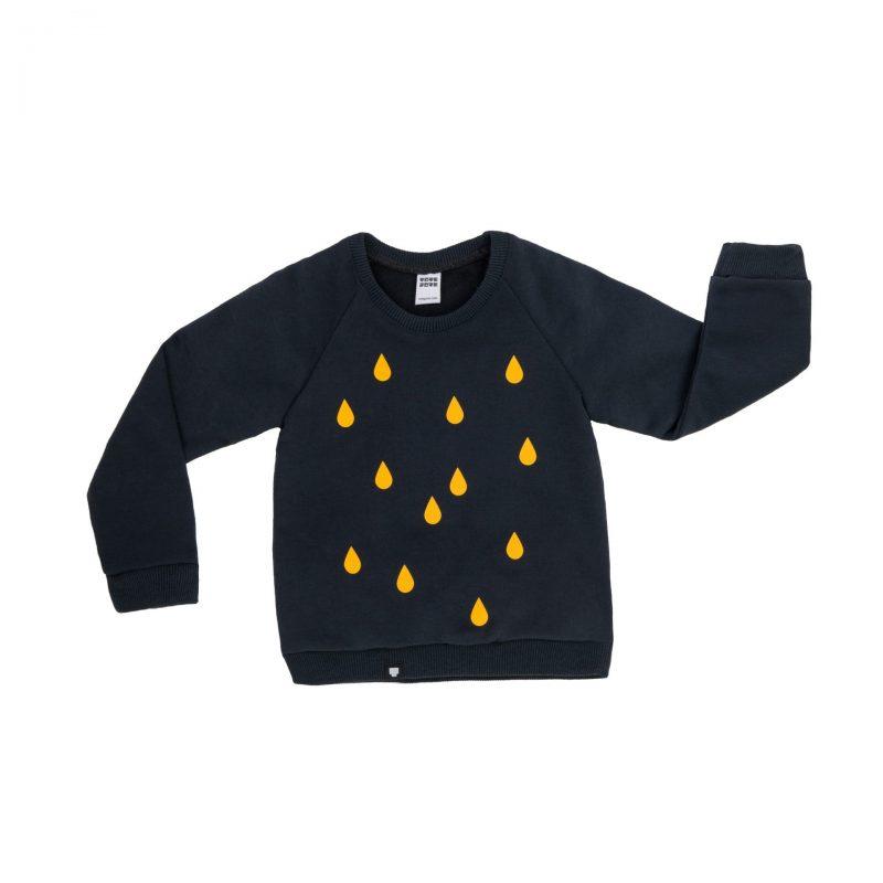 """Детска блузка """"Капи-кап"""" е с дълги ръкави, 100% памук и осигурява свобода на движение."""