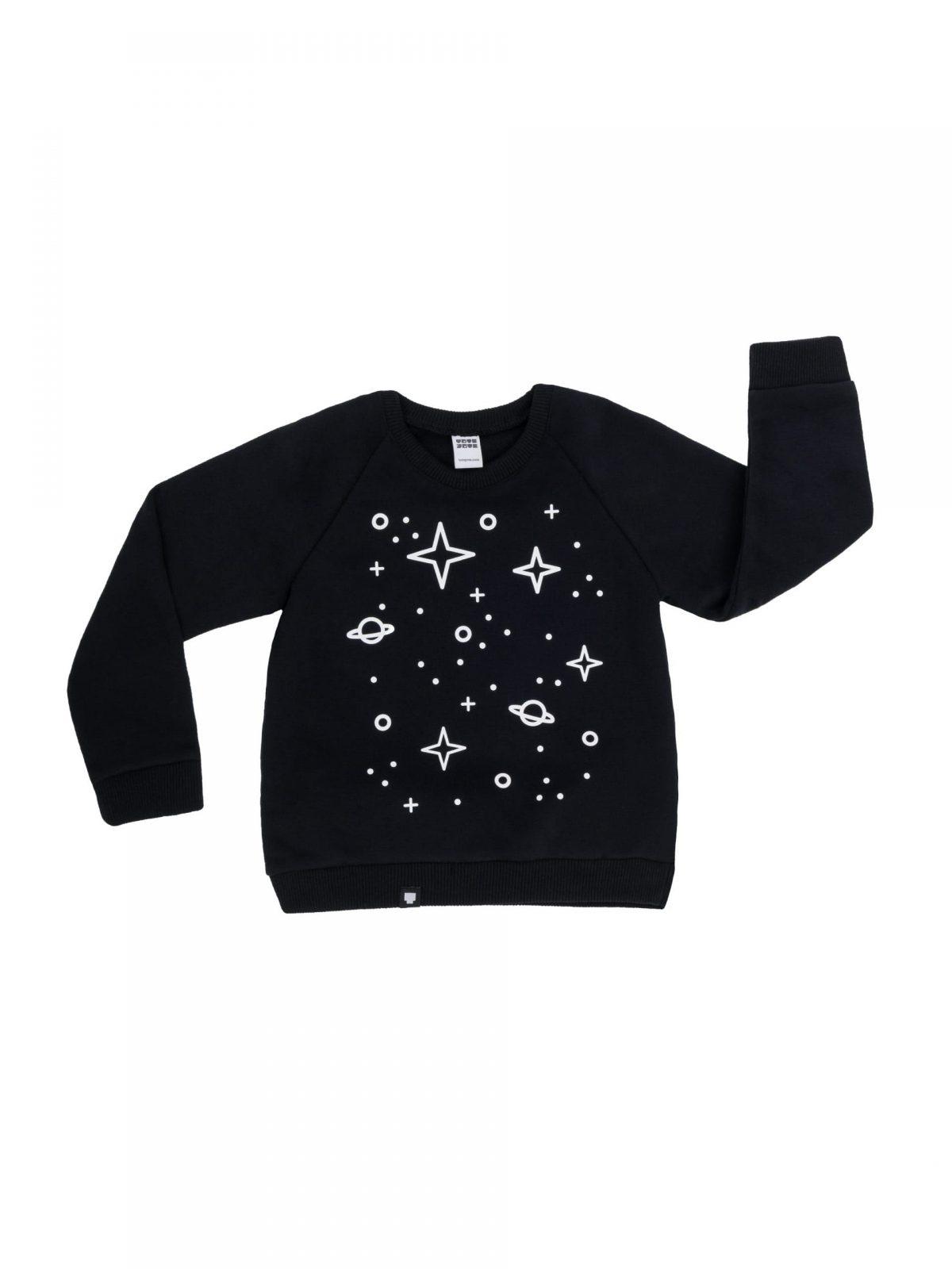 "Детска блузка ""Космос"": мека, топла и удобна – Тоте Поте"